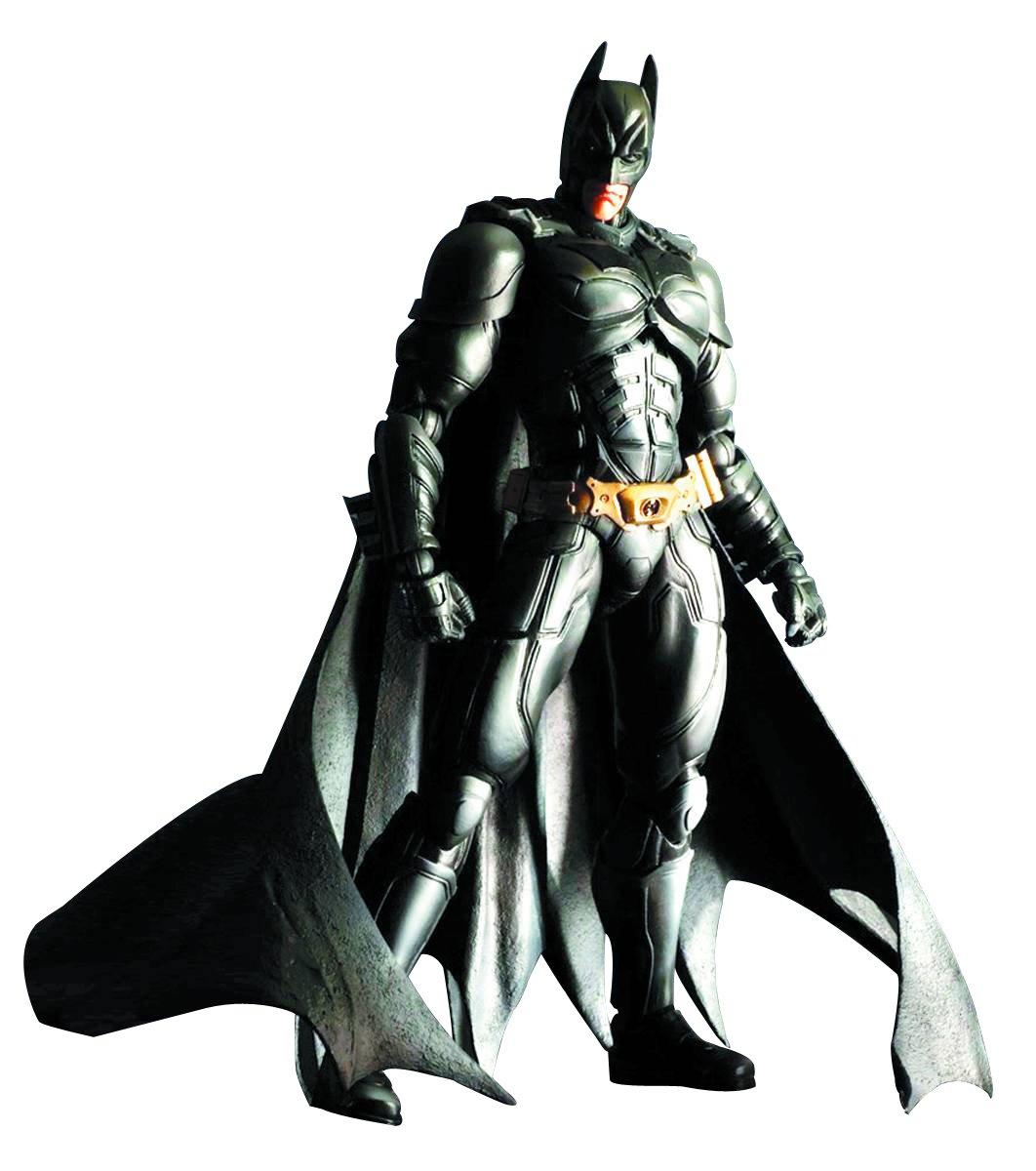 Batman - The Dark Knight Rises Play Arts Kai Actionfigur: Batman