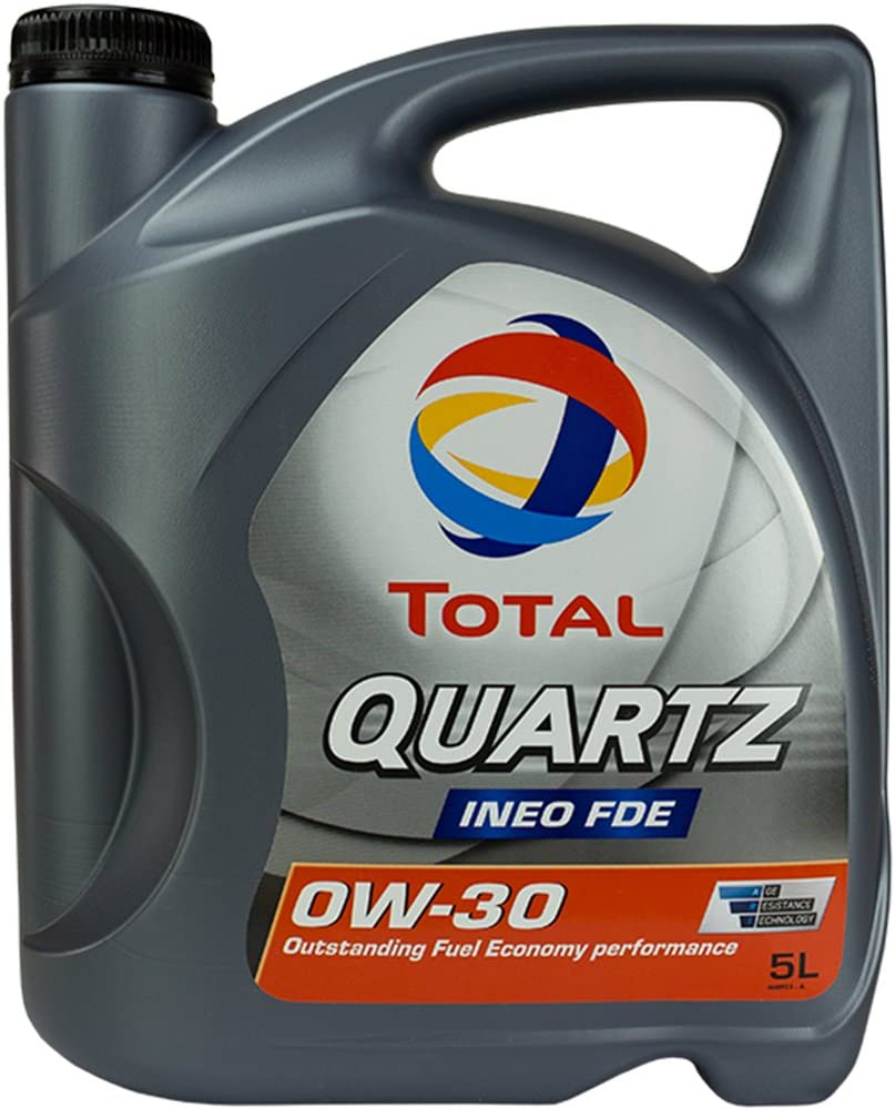 Motoröl Quartz Ineo Fde 0w 30 5 L Total 205313 Auto