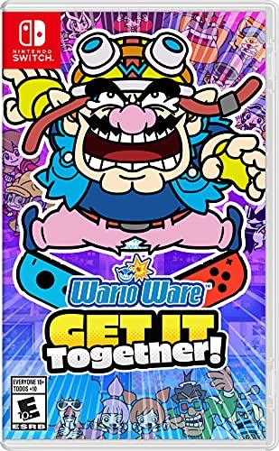 WarioWare: Get It Together! – Nintendo Switch