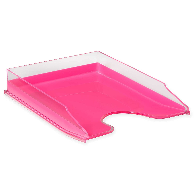 Amazon.com : HomeCrate Modern Desk Organizer Stackable Letter Tray ...