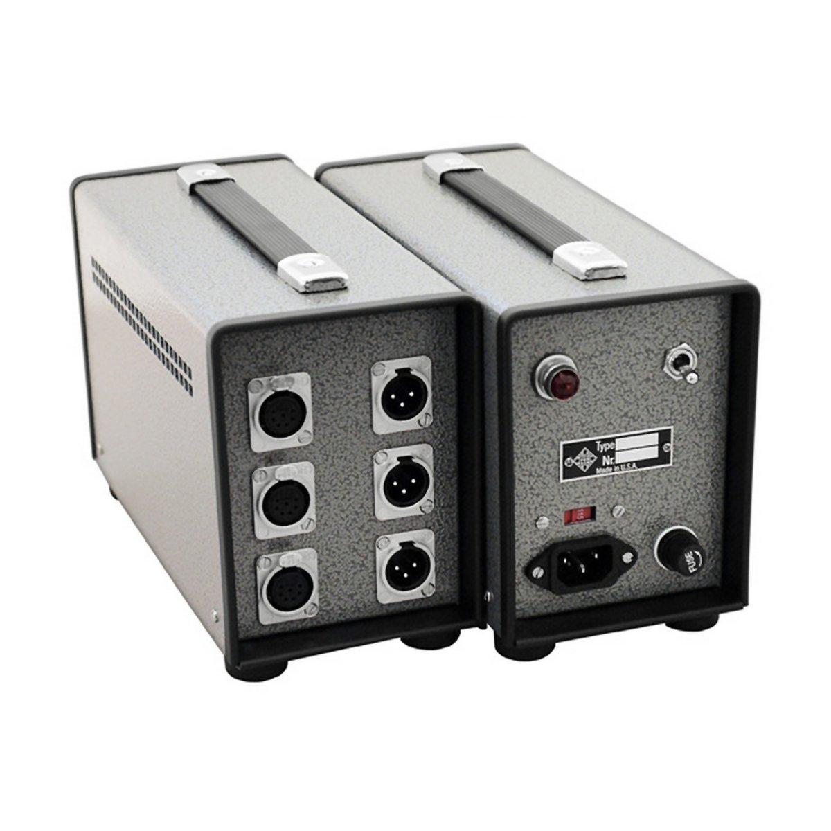 TELEFUNKEN Elektroakustik M 963 | 3 Channel Power Supply for ELA M 260 / CU-29