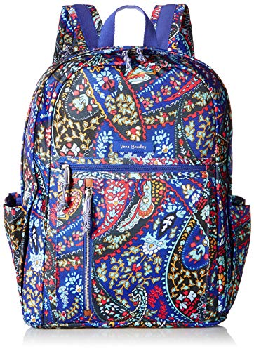 Vera Bradley Lighten Up Grand Backpack, Polyester