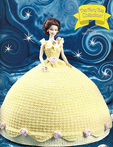 Fairy Doll Pattern (The Fairy Tale Collection - BEAUTY AND THE BEAST - Crochet Pattern from Annie's for Barbie Size Dolls)