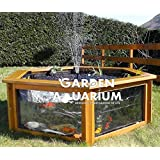 Blagdon affinity square living feature pool for Amazon fish ponds