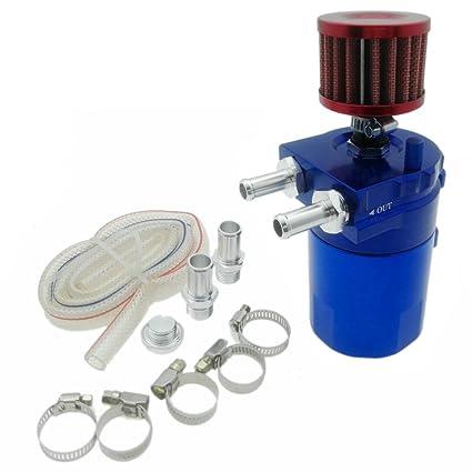 heinmo Filtro de ventilación universal Depósito de aceite Catch ...