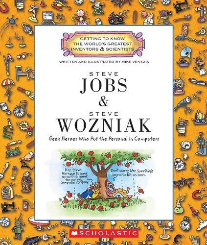 Steve Jobs and Steve Wozniak: Geek Heroes Who Put …