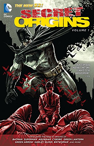 Secret Origins (2014-2015) Vol. 1 (Series Dc Origins)