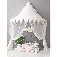 Cielo de cama rosa cama dosel niño Niña