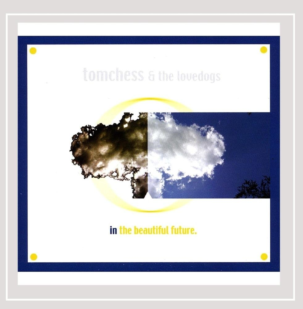 CD : Tomchess - In The Beautiful Future (2PC)