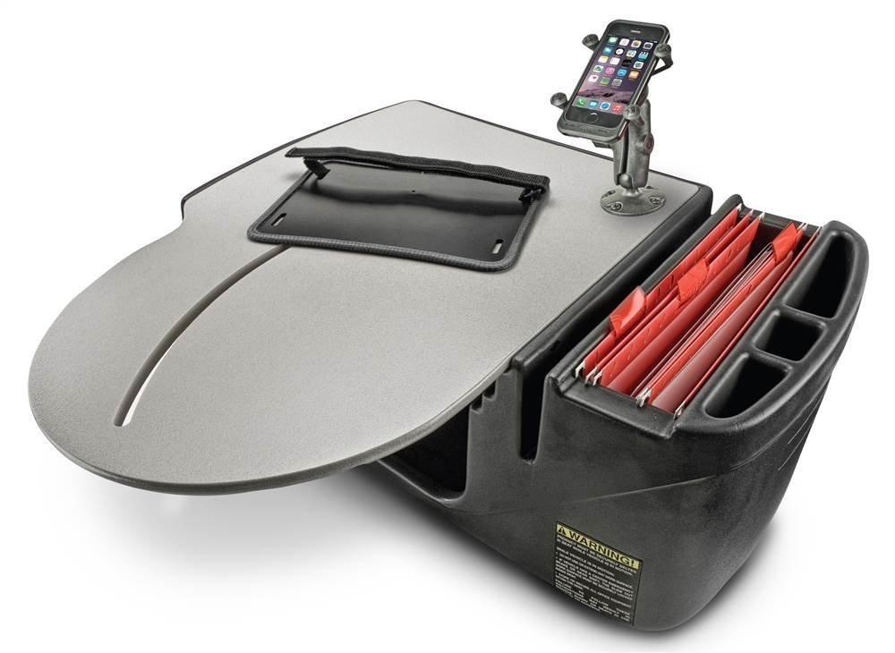 AutoExec Road Truck-03 RoadMaster Truck Desk with X-Grip Phone Mount by AutoExec