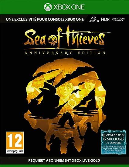 Sea of Thieves: Edition Anniversaire [Importación francesa ...