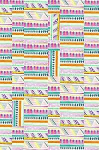 Online Designs aztec pattern wave PC Hard new Cheap case