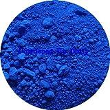 50 Gram Grams 1.76 Ounces BLUE MATTE ULTRAMARINE Art Craft Paint Powder Pigment Color