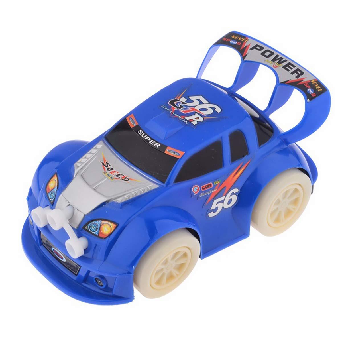 MODIWEN Spielzeug Trucks erleuchtet Musik Spielzeug Auto Kinder Jungen Mädchen
