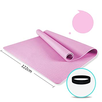 KEYINUO Super Double Yoga Mat tThickening Widened Long Girls ...