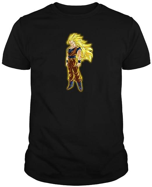 The Fan Tee Sudadera de NI/ÑOS Dragon Ball Son Goku Anime Akira Toriyama