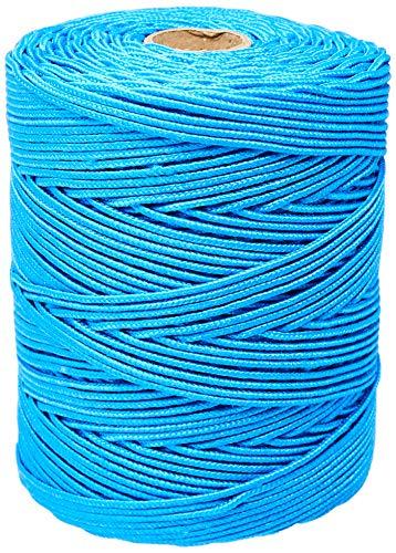 Corda Multifilamento 3 Mm Cor Azul, Vonder Vdo2845 Vonder 3 Mm
