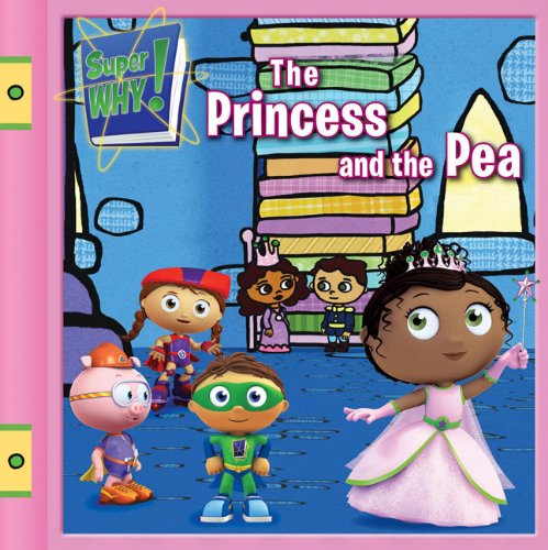 Super Why Princess Pea Book