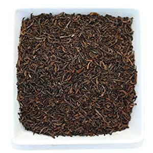Tealyra - Ripe Pu'erh Tea - 20 Years Aged Loose Leaf from Yunnan - China - 100% Natural - Caffeine Level High - Weight Loss Tea - Aged Black Tea Pu Er - 110g (4-ounce)