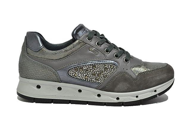IGI CO Sneakers Zeppa Grigio Scarpe Donna Gore-Tex Surround 87642 39   Amazon.it  Scarpe e borse 777f714306b