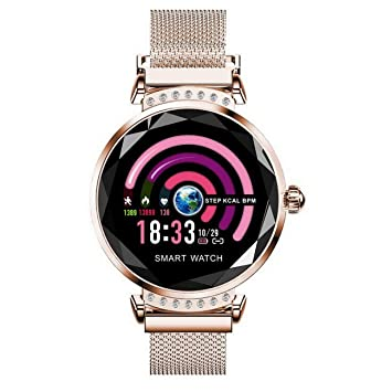 Socialism H2 Smart Watch Mujer 3D Diamond Glass ...