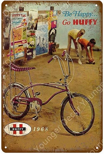 Carteles De Metal Cartel De Placa Vintage Decoración De Pared ...