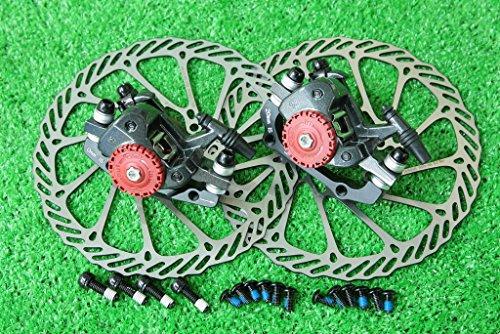 [해외] slam(SRAM) A빗도(AVID) 디스크 브레이크 160mm G3로터 부착 BB7 전후Set 자전거 파트
