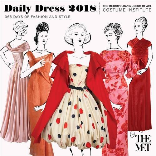 Daily Dress 2018 Calendar [Pdf/ePub] eBook