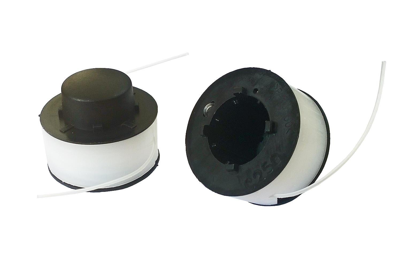 2x Ersatzspule Spule Ø 1, 2 Fadenspule fü r Rotenbach RRA-002 Gartentrimmer E I N H E L L