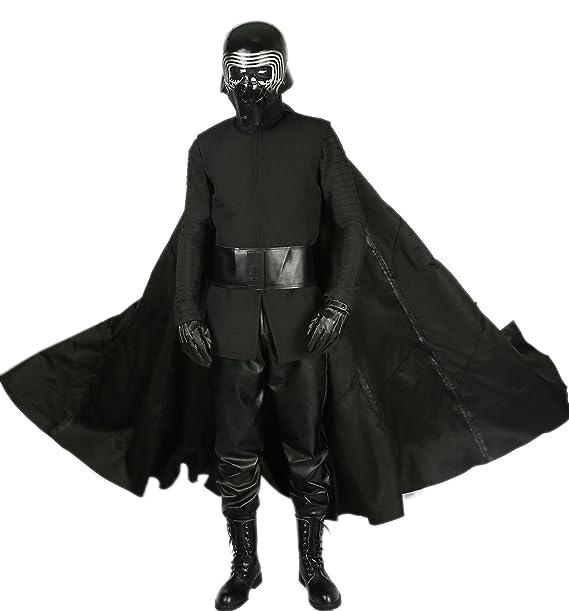 Amazon.com: Disfraz de Kylo Ren para cosplay, traje, bajo ...