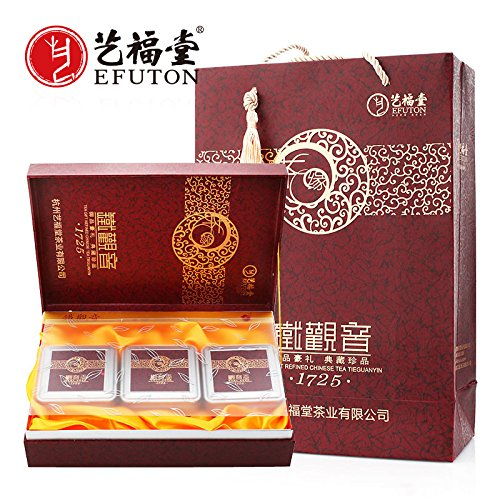 China Tea Yi Fu tea Anxi Tieguanyin Tea gift Mengyun 2017 super Oolong Tea treasures tea tea by CHIY-GBC ltd