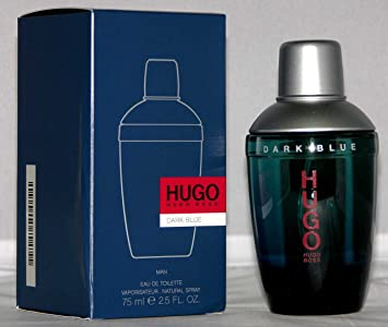 super popular half off entire collection Hugo Boss Dark Blue Eau de Toilette EDT 75 ml