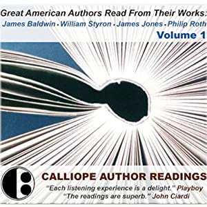 Great American Authors Read from Their Works, Volume 1 Audiobook