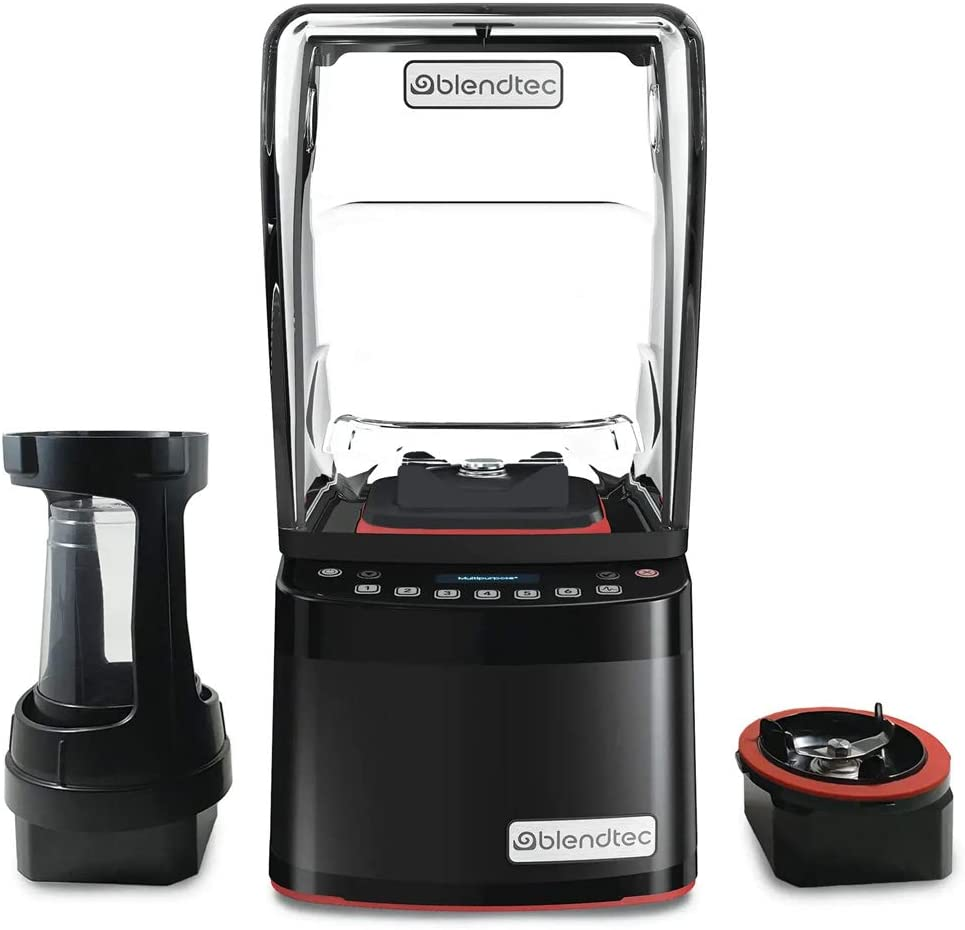 Blendtec Commercial STEALTH 895 NBS with Standard Micronizer