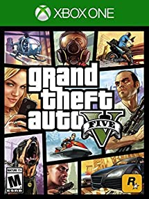 Grand Theft Auto V - Xbox One: Take 2 Interactive     - Amazon com