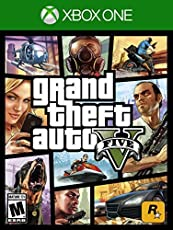 Grand Theft Auto V - Xbox One Standard Edition