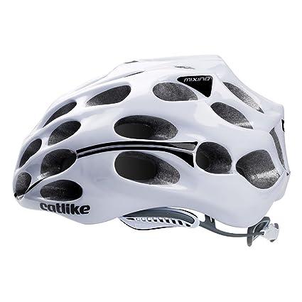 Catlike Mixino Helmet (White Black 14, L)