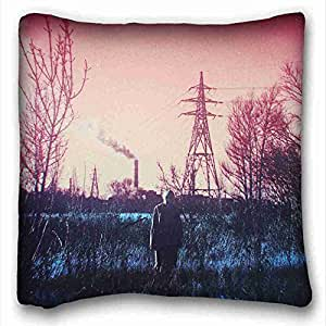 Generic Personalized Nature Custom Zippered Pillow Case 16x16 inches(one sides) from Surprise you suitable for Queen-bed