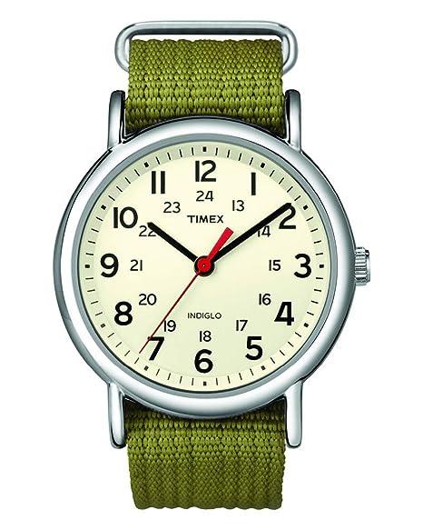 830735f74b37 Timex T2N651 - Reloj (Reloj de pulsera