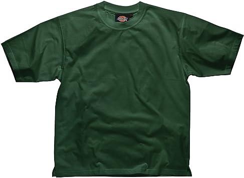 Dickies Crew Neck tee Camiseta Talla 3XL en Lincoln, Verde Botella, XXXL para Hombre: Amazon.es: Bricolaje y herramientas