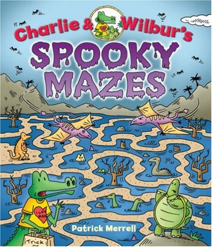Download Charlie & Wilbur's Spooky Mazes ebook