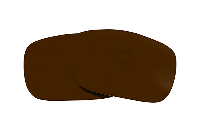 f10d1b9d1a967 New SEEK OPTICS Replacement Lenses Oakley TWOFACE - Polarized Brown   Amazon.ca  Jewelry