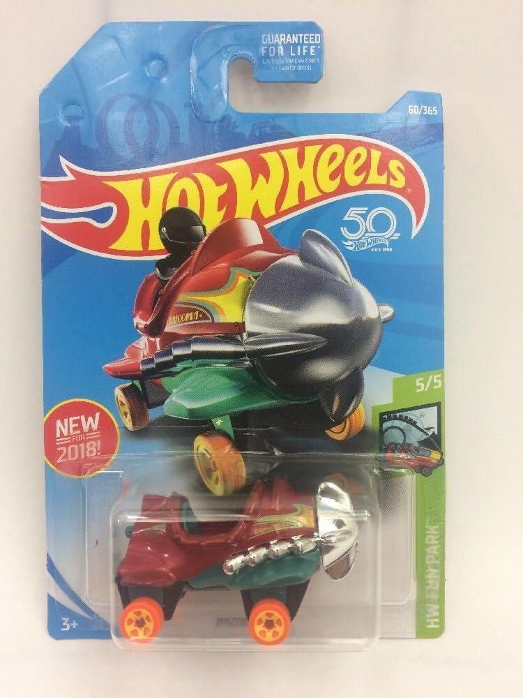 Hot Wheels Bazoomka new for 2018 Hw fun park Rare hot wheels 50 yr 60//365