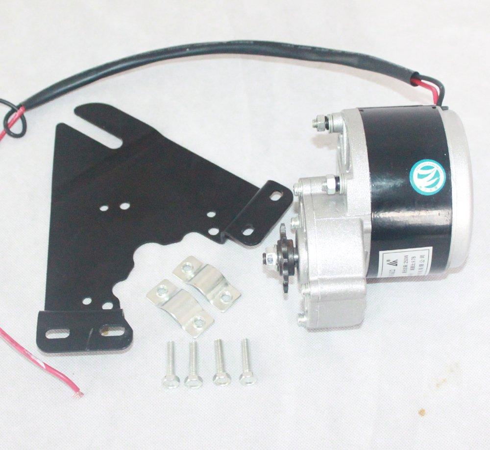 24V250W Elektro-DC-Motor Bürsten Motor für Elektro-Bike Conversion Kit Elektro-Fahrrad-Roller-Motor