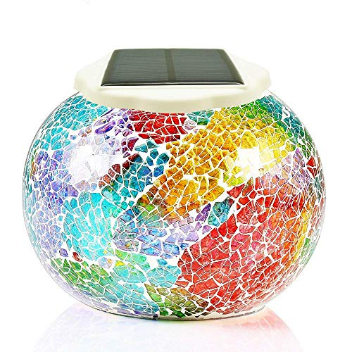 Mosaic Solar Lights in US - 8