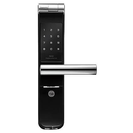 Yale Finferprint, PIN Code & Mechanical Key Mortise Lock YMF40