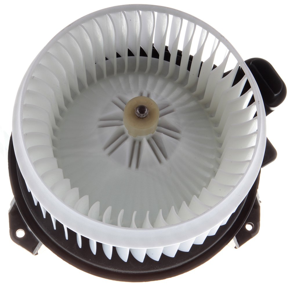 SCITOO ABS Plastic Heater Blower Motor w/Fan HVAC Resistors Blowers Motors fit 2009-2017 Toyota Corolla/2010-2015 Toyota Prius/2012-2016 Toyota Prius V Front