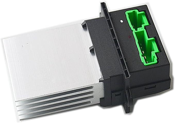 Calentador Blower Motor Resistor + Cable 6441L2 7701048390: Amazon ...