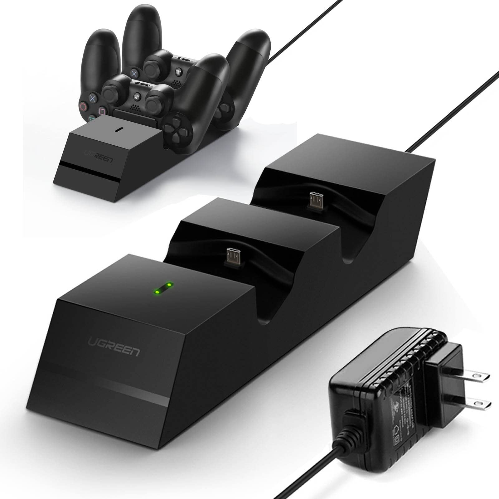 UGREEN PS4 Controller Charger PS4 Charging Station