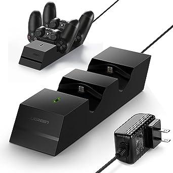 Amazon.com: Ugreen Cargador de Controller para PS4, 2,5 ...